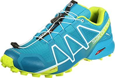 Salomon Speedcross 4 GTX, Calzado de Trail Running para Hombre: Amazon.es: Zapatos y complementos