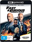 Fast & Furious: Hobbs & Shaw [2 Disc] (4K Ultra HD + Blu-ray)