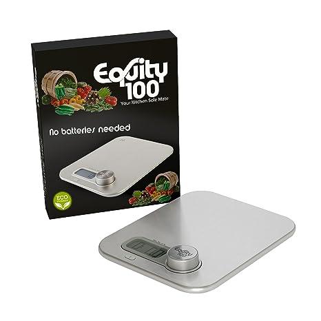 Ultra Thin profesional digital de cocina alimentos y nutrición escala – Escala de pesaje de alimentos