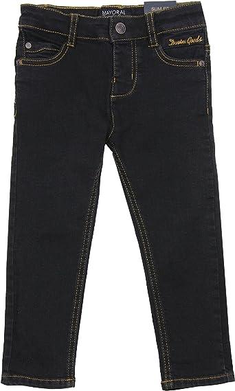Sizes 2-9 Mayoral Boys Charcoal Dress Pants