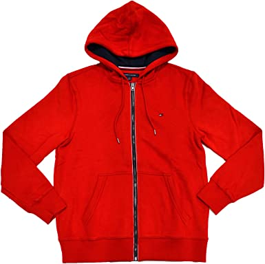 Tommy Hilfiger Mens Hooded Sweatshirt