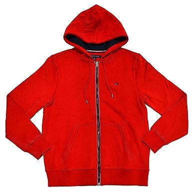 c57fbceda Tommy Hilfiger Mens Full Zip Hoodie at Amazon Men s Clothing store