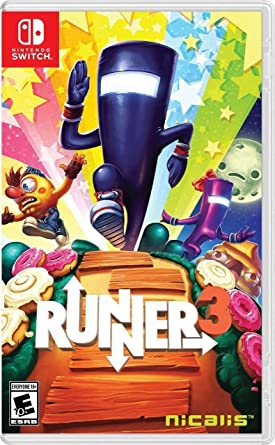 Runner 3(Tbd Early 2018) [Usa]: Amazon.es: Videojuegos