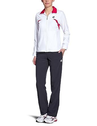 Lotto Sport - Chándal de Deporte para Mujer, tamaño M, Color ...