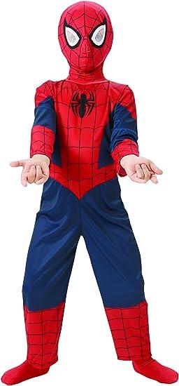Rubies I-886919 Disfraz Spiderman de niño a partir de 3 años L ...