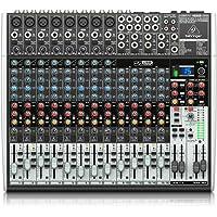 Behringer XENYX X2222USB mezclador DJ - Mezclador para DJ (24 Bit, 43 cm, 35,5 cm, 9 cm)