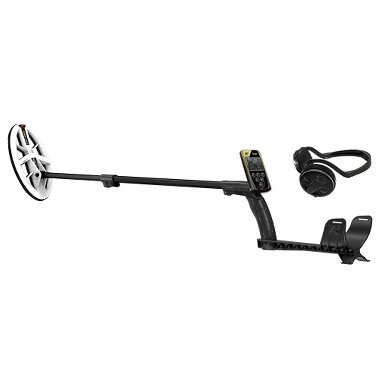 Detector de metales XP ORX con plato elíptico HF de 24x13cms y Auriculares Ws Audio.: Amazon.es: Jardín