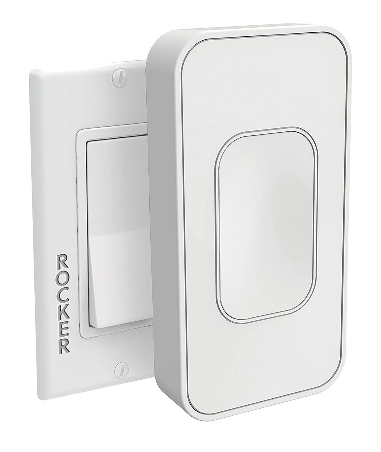 Amazon.com: Switchmate Snap-On Instant Smart Light Switch That ...