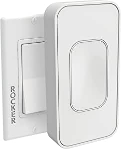 Switchmate Snap-On Instant Smart Light Switch That Listens - Switchmate Rocker