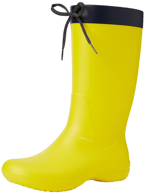 Crocs Freesail Rainboot B01A6LQLK0 7 M US|Lemon