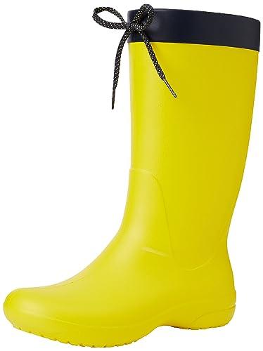 86d44f89d2bd Crocs Freesail Rain Boot Women  Amazon.co.uk  Shoes   Bags