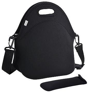 Lunch Taschen,Coofit Neopren Lunchtasche Kühltasche ...