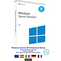 Windows Server 2019 Standard (ESD) Licence numérique originale par email + Instructions de iTeczon