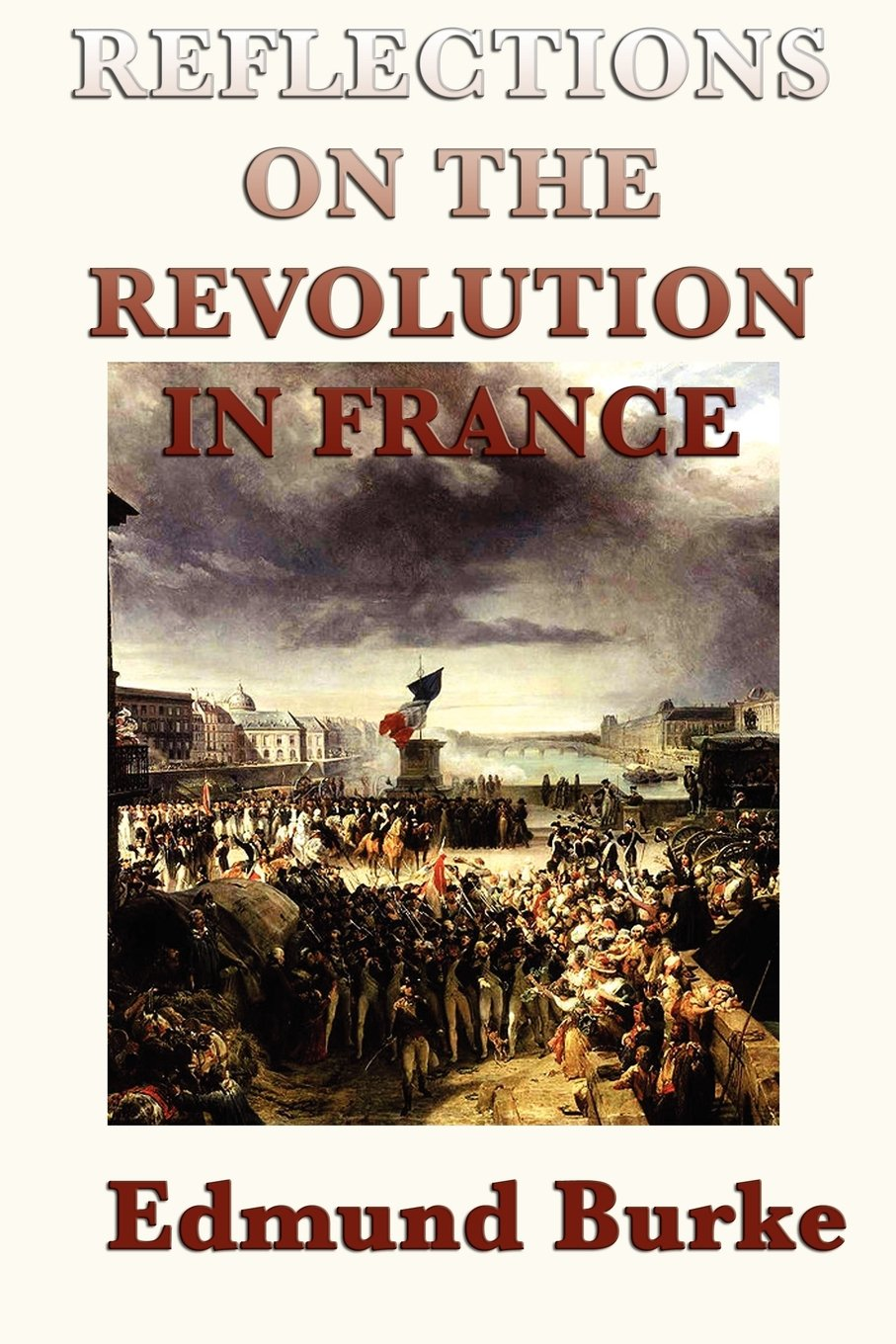 Reflections on the Revolution in France pdf