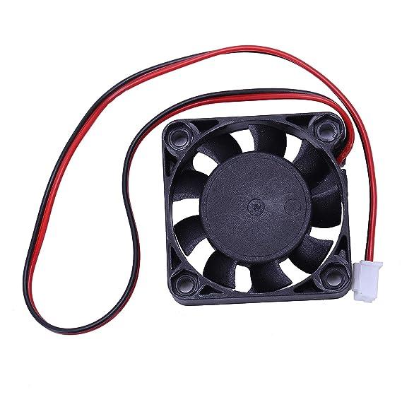 SODIAL(R) - Ventilador de refrigeración para Impresora 3D (24 V ...