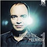 Prokofiev / Piano Sonatas No.2, 6 & 8