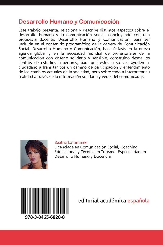 Desarrollo Humano y Comunicación: Propuesta Docente (Spanish ...