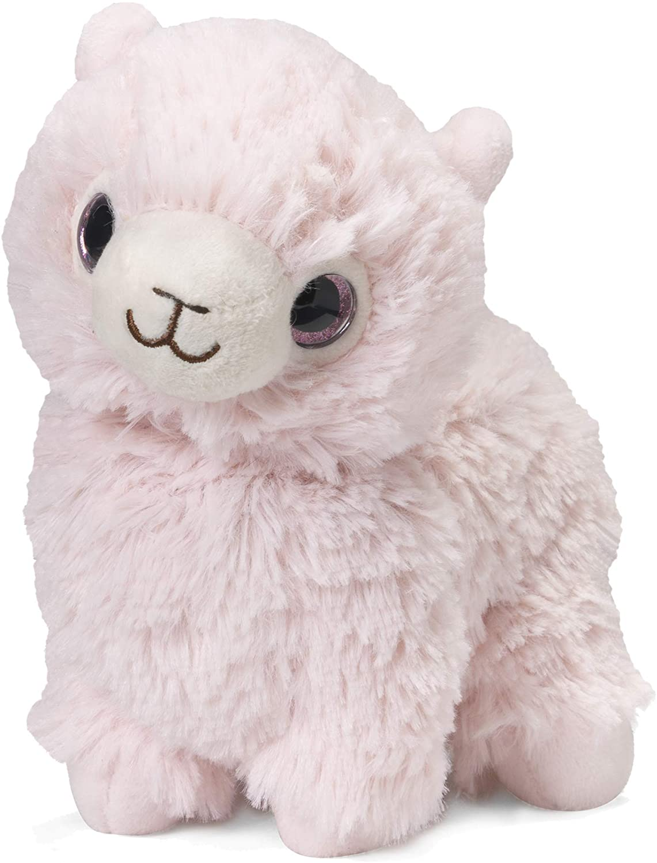 Intelex Warmies Microwavable French Lavender Scented Plush, Jr. Llama