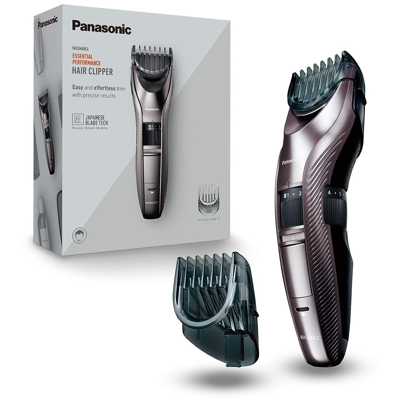 Panasonic ER-GC63-H503 - Recortadora eléctrica de precisión para ...