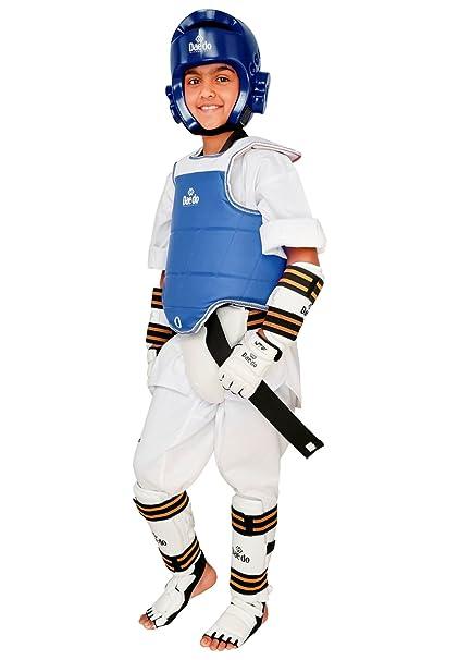 Buy Taekwondo Plus Taekwondo Sparring Kit Male Online at Low