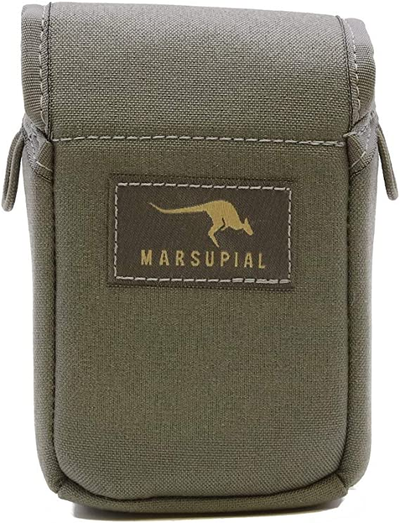 Marsupial Gear Rangefinder Pouch-Foliage