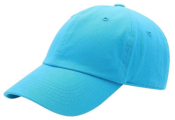 9bff53aec9c AZTRONA Baseball Cap for Men Women - 100% Cotton Classic Dad Hat ...