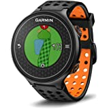Garmin Approach S6 GPS Golf Watch (Orange/Black)