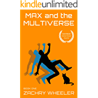 Max and the Multiverse book cover