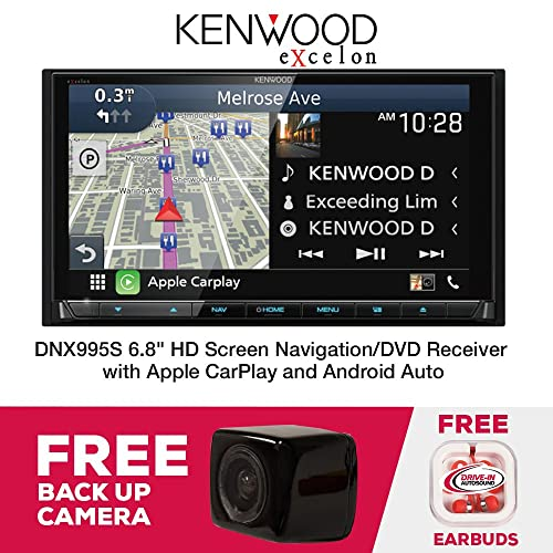 Kenwood DNS995S