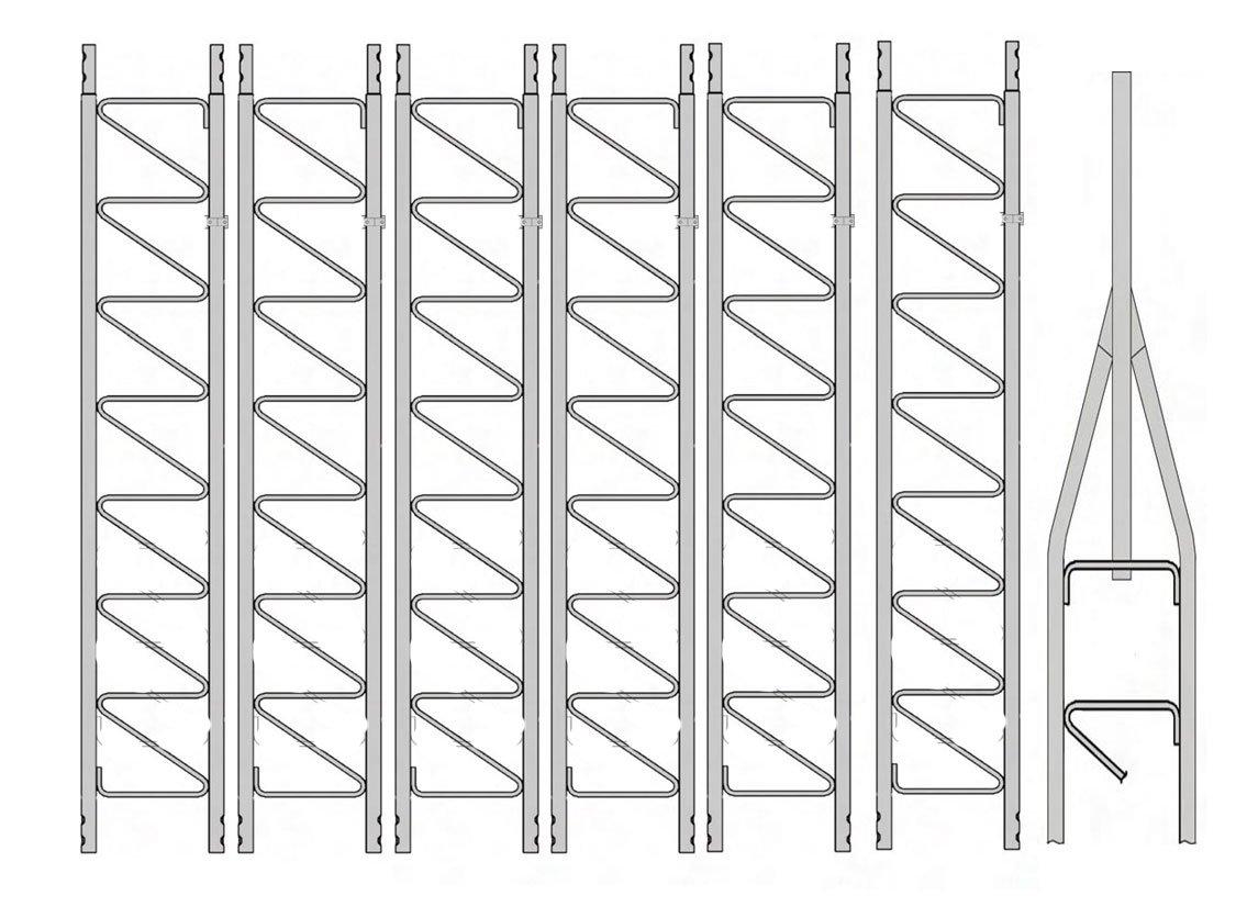 Rohn 25G Series 70' Basic Tower Kit