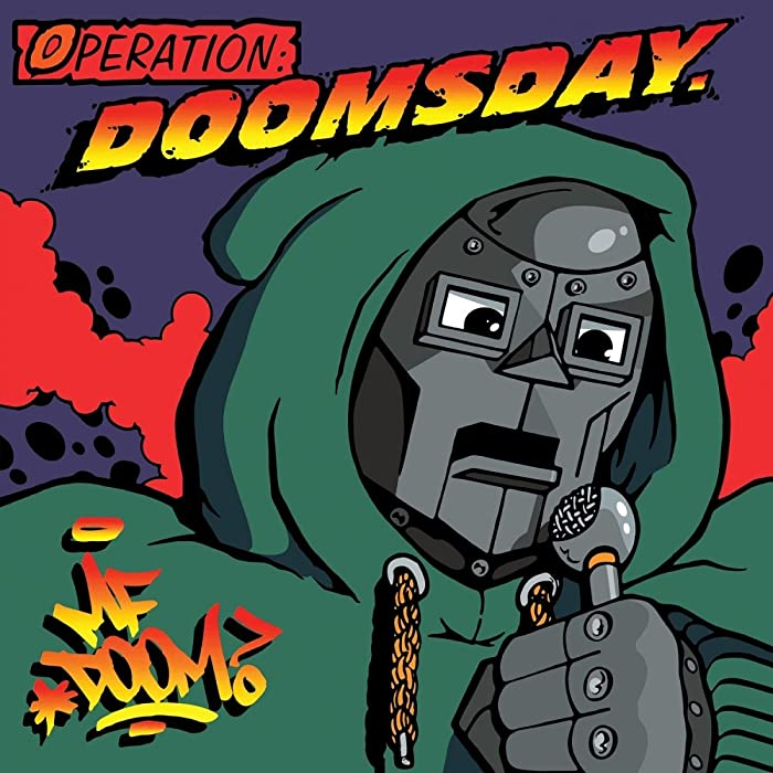 Top 6 Mf Doom Food Cd