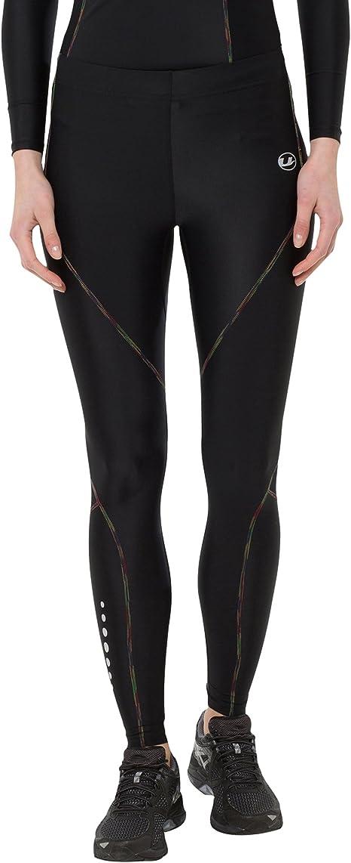Ultrasport Rainbow Corsa/Pantaloni Pantalones Largos, Mujer ...