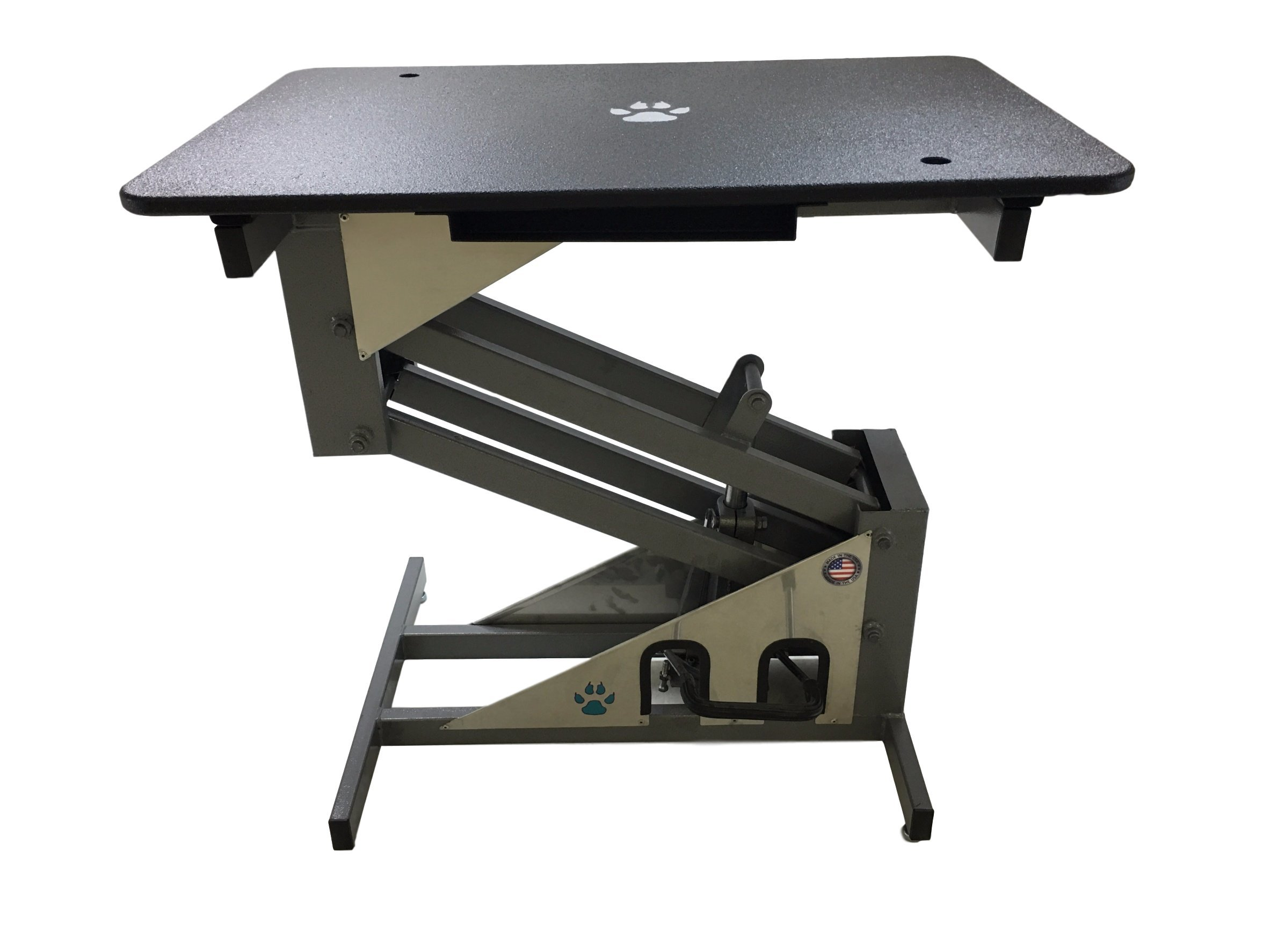 Groomer's Best Hydraulic Grooming Table for Pets, 24 by 36-Inch
