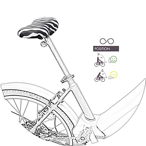 Disfruta de la bicicleta con el nuevo sellOttO-I-SP01