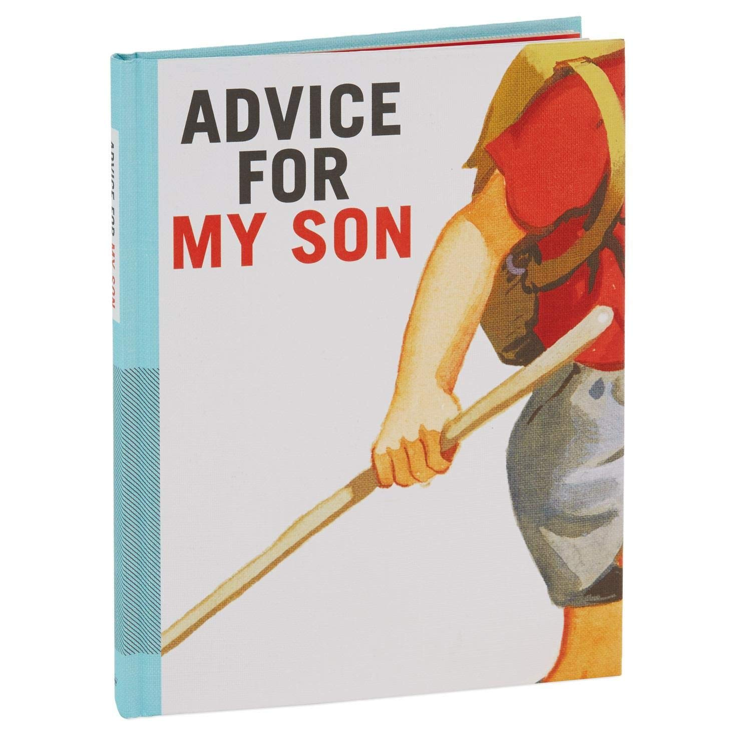 Hallmark Advice for My Son Gift Book Relationship Books Family /& Relationships