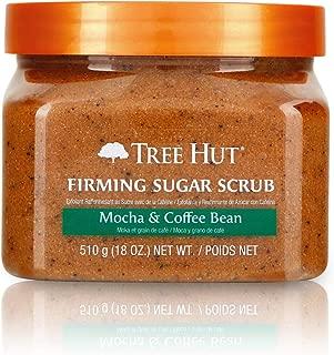 product image for Tree Hut Sugar Scrub Mocha & Coffee Bean, 18oz, Ultra Hydrating and Exfoliating Scrub for Nourishing Essential Body Care
