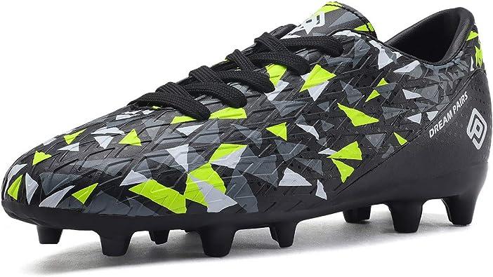 DREAM PAIRS Boys Girls Football Boots