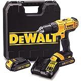 Dewalt Dcd771S2/Tr Şarjlı Vidalama/Matkap, Sarı/Siyah 1.5 Ah