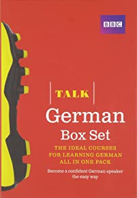 Talk German Box Set (Book/CD Pack): The ideal course for learning German - all in one pack