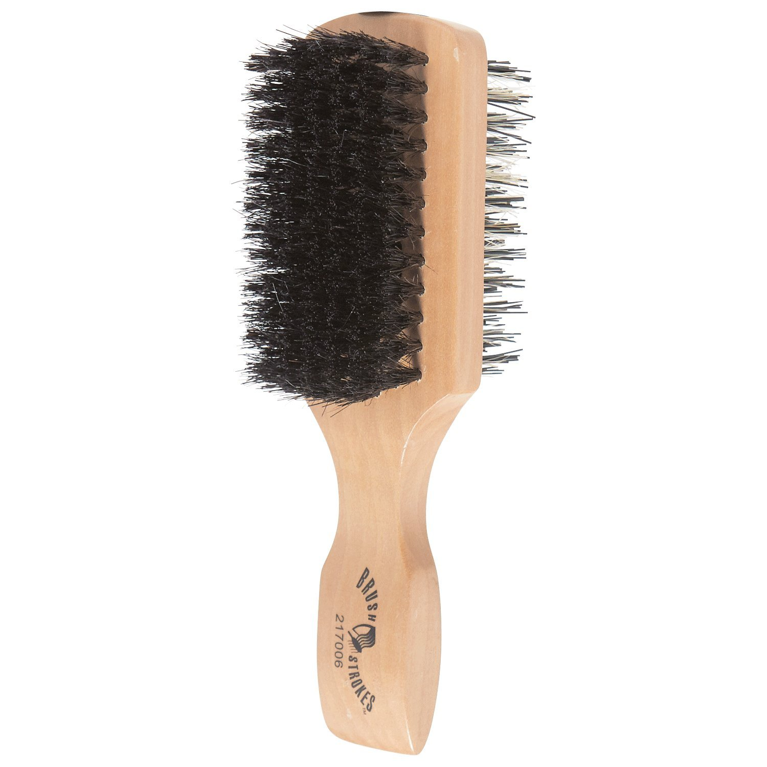 Hot Brush Strokes Two-Sided Boar Bristle Brush for sale