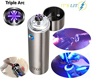 Electric Plasma Lighter Design Cigarettes