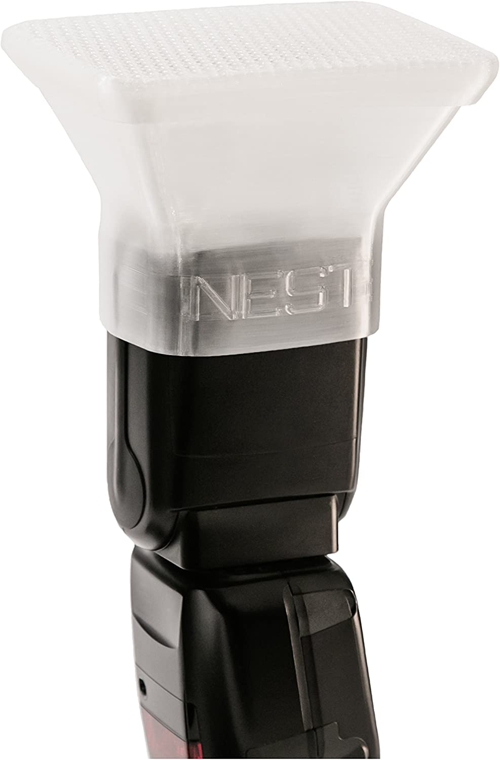 3D FLEX FLASH The NEST Bounce Diffuser for Small Shoe Mount Flashes