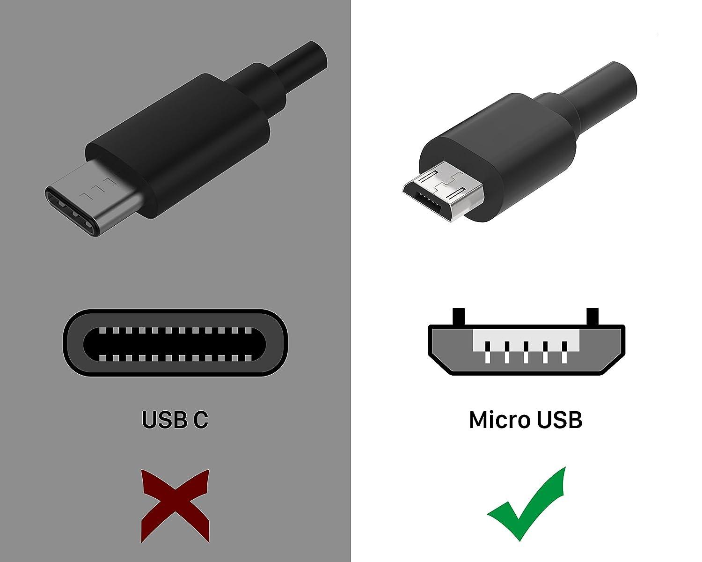 Bleu MyGadget Mini Ventilateur pour Smartphone USB C pour Portables OTG Compatibles p.e Samsung A8 S8 S9 Plus Note 8 9 // HTC U11 10 Evo//LG G5 /& G6