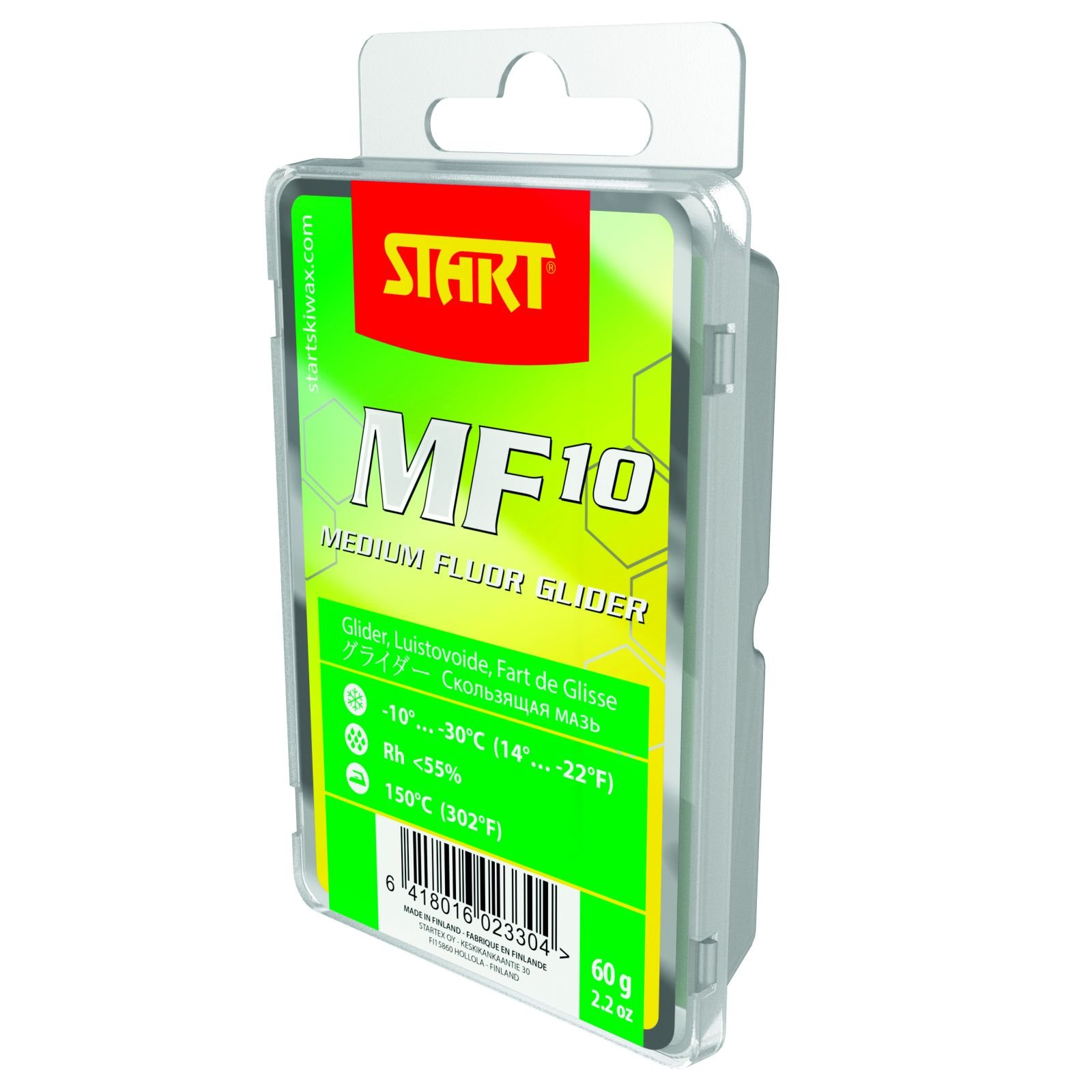 Start MF10 Green Glide Wax - 180g