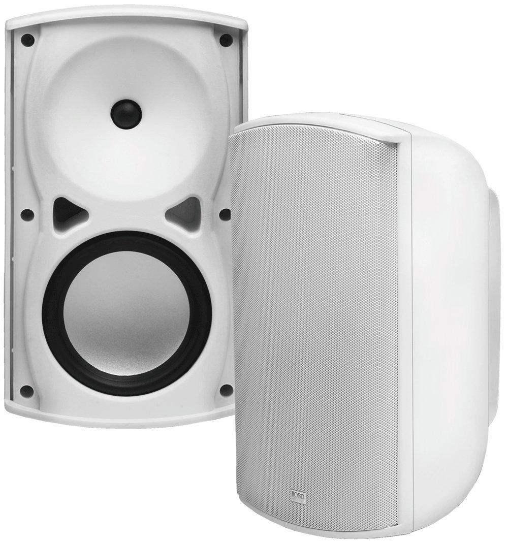 Amazon.com: AP670 6.5-Inch 120W Architectural 2-Way Indoor/Outdoor ...