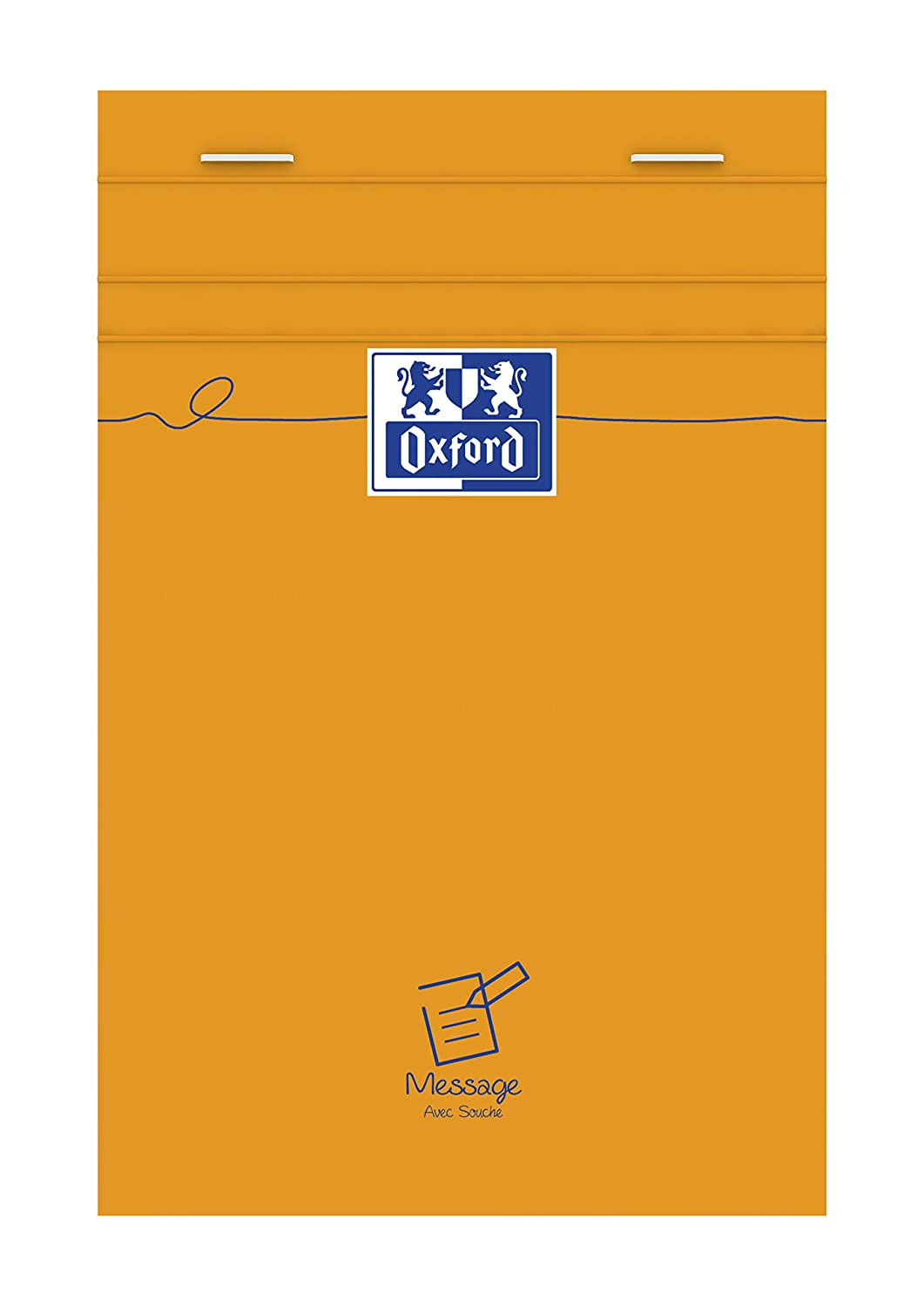 Oxford Orange Spécial audit Bloc-notes A4+ 160 pages Orange 100106294 bloc audit bloc comptable bloc orange