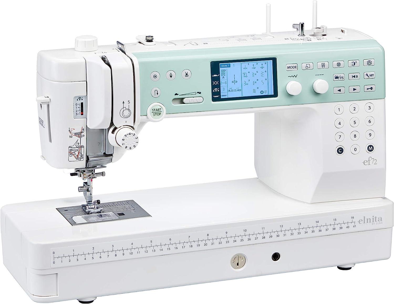 Elna Elnita ef72 Sewing and Quilting Machine
