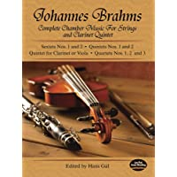 COMP CHAMBER MUSIC FOR STRINGS (Dover Chamber Music