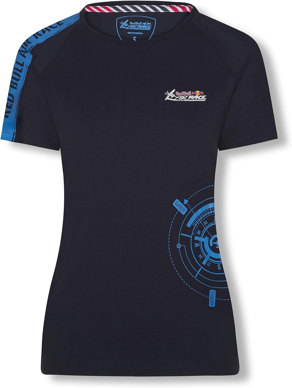Red Bull Air Race Compass Camiseta, Azul Mujer Top, Air Race ...