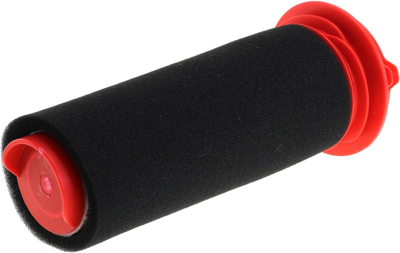 CleanMonster - Juego de 2 filtros para aspiradora Bosch Athlet BCH6 Serie, BCH6L2560, BCH6L2561, BCH6ZOOO Zooo ProAnimal, BCH6ATH25, batería de aspiradora compatible con Bosch 00754176, 00754175: Amazon.es: Hogar